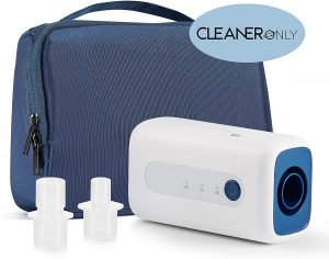 Clean only CPAP cleaner and sanitizer