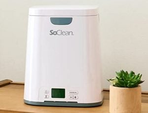 SoClean CPAP Sanitizer at Amazon