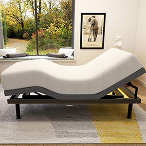 Adjustable Bed Base Frame Smart Electric Beds Foundation