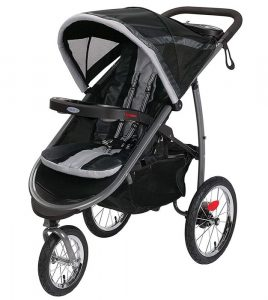 Graco fast action fold jogging stroller