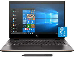 HP Spectre X360 - Best 2 in 1 Laptop For Collège Students