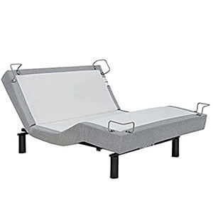 reverie 5D Adjustable Bed Base with Wireless Massage