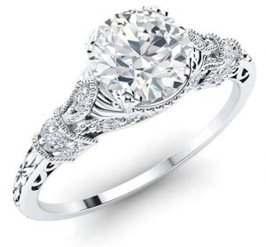 best diamond ring for engagement